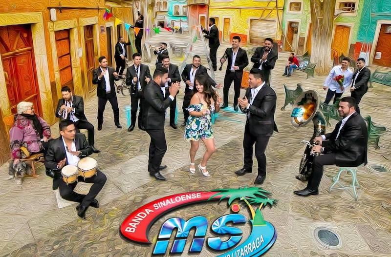 """Banda MS lanza su nuevo álbum """"Con todas las fuerzas"""""""