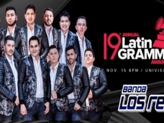 Los Recoditos nominados al Latin Grammy 2018