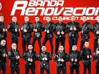 Banda Renovación de Culiacán Sinaloa