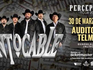 Intocable en Auditorio Telmex