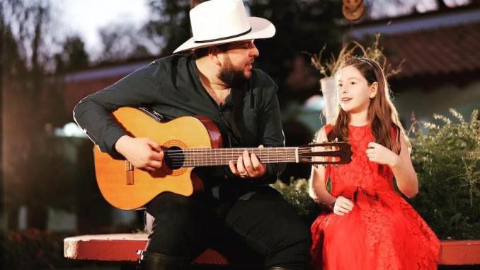 """El Fantasma dedica a su hija su nuevo sencillo """"Encantadora"""""""