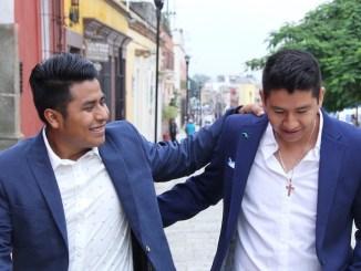 Lorenzo Trujillo promociona su música en Guatemala.