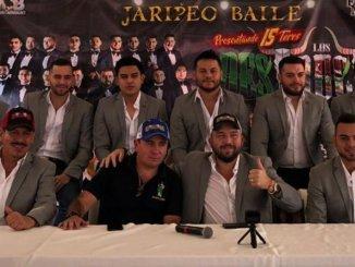 """Por fin llega a México la gira """"Toros+Música=Tradición y cultura"""" con El Recodo y Rancho Los Destructores."""