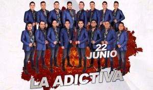 22 de Junio 2019 llega al Domo Care en Nuevo León La Adictiva.