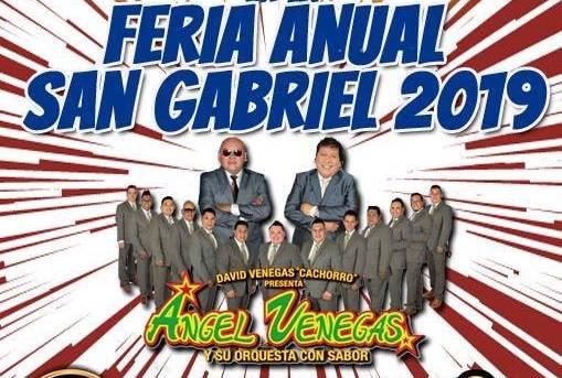 Ángel Venegas Y Su Orquesta Con Sabor envueltos en balacera.