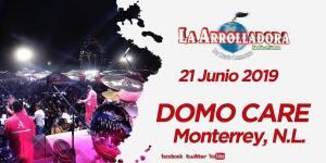 21 de junio 2019 llega La Arrolladora Banda El Limón al Domo Care, Guadalupe, Nuevo León.