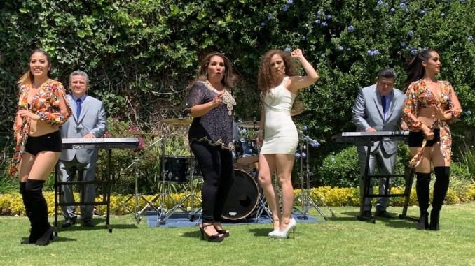 """Grupo Blanco y Negro filma video de """"El sabor de tu traición"""" Ft Anny B"""