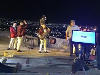 """Banda Terrones cambia de aires y filma su nuevo video """"Para esto nacimos"""""""