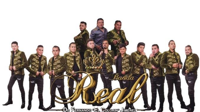 """""""A petición de ti"""" es lo nuevo de la Banda Real de Fernando El Colorín Jiménez"""