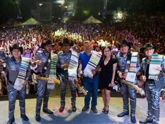 """Grupo Bronco tiene exitosas presentaciones en Colombia durante su gira """"Por Más Tour 2019"""""""