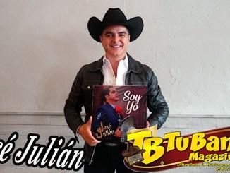 """La Entrevista con José Julián presentando hablando de su sencillo y disco """"Soy Yo"""""""