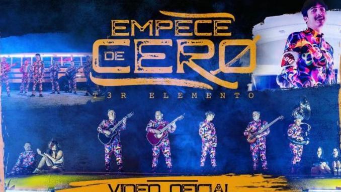 """T3R Elemento estrena el video oficial de """"Empecé de cero"""""""