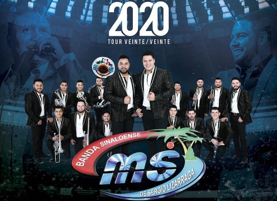 Banda MS llegará en 2020 a Coachella y Somos Musik Fest.
