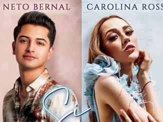 """Neto Bernal y Carolina Ross unen su talento en el sencillo """"Si quieres"""""""