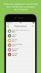 Screenshot 3 - Explorer GPS