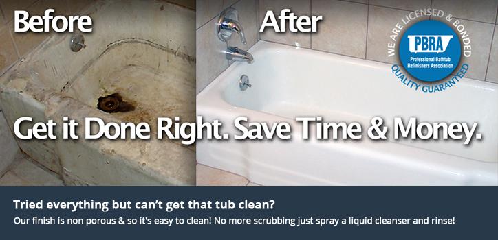 Tub Reglazing Bathtub Refinishing Tub Resurfacing Tub