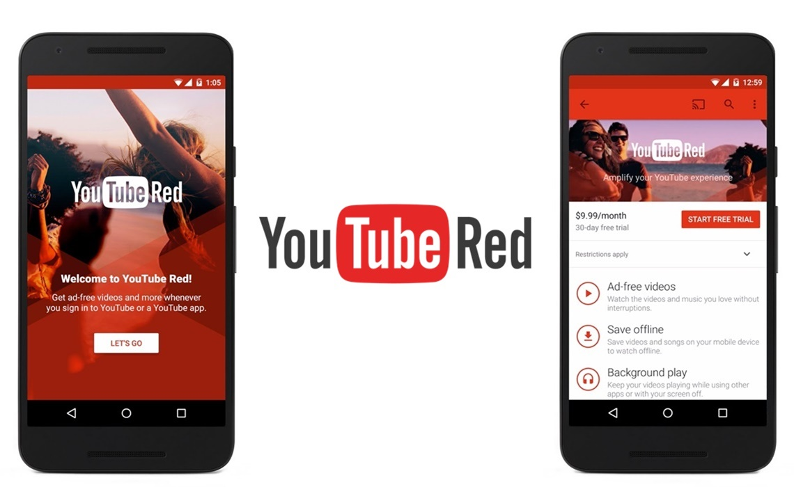 YouTube Red APK Download
