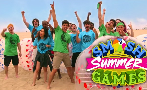 Smosh To Rename Secondary Channel, Add Cast Members, Bring ...