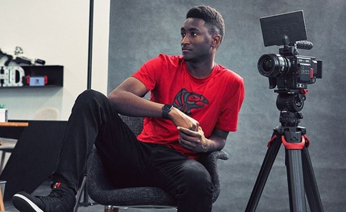 Tech Reviewer Marques Brownlee Drops 'Waveform' Podcast Alongside ...