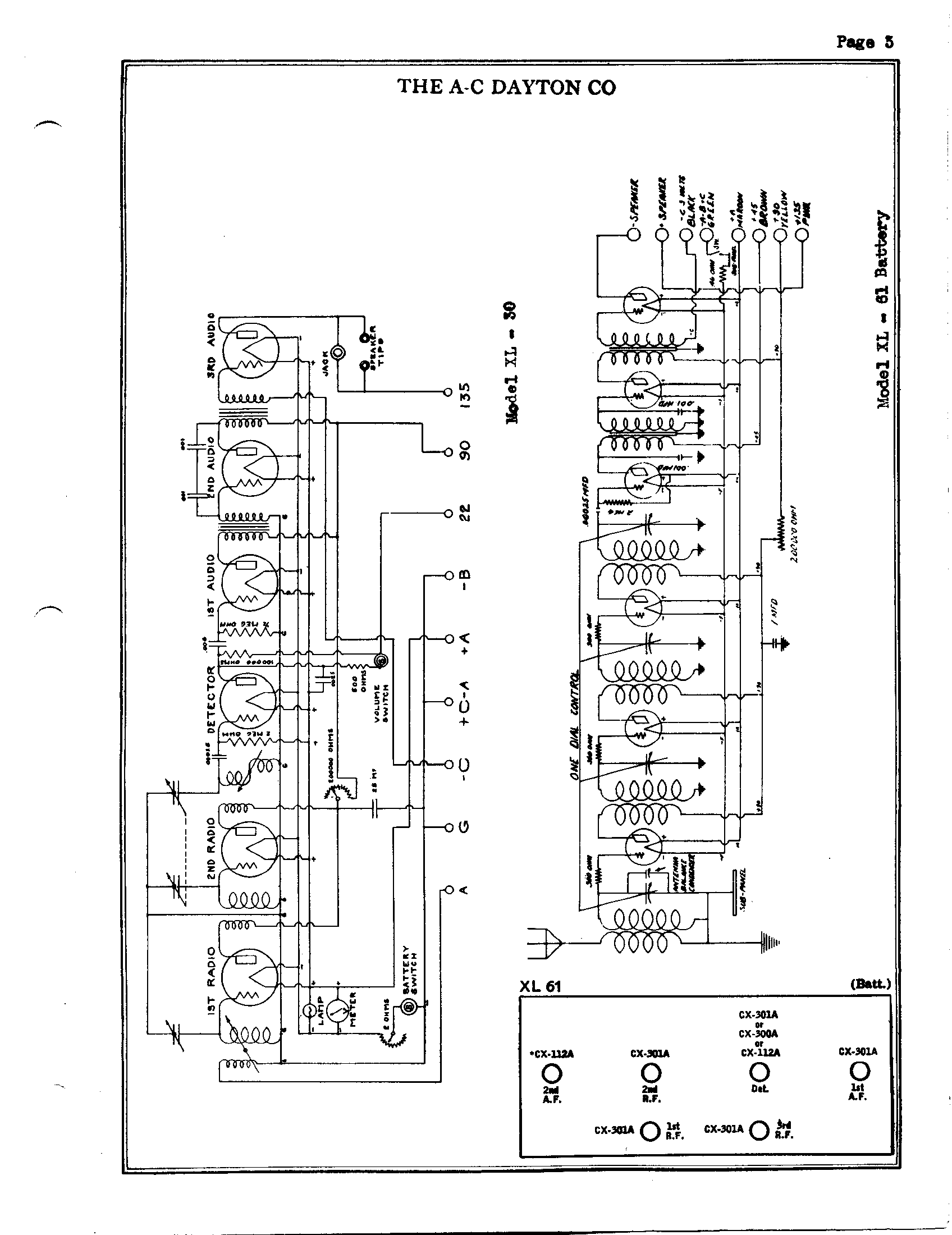 Wiring Diagram For Pa 135