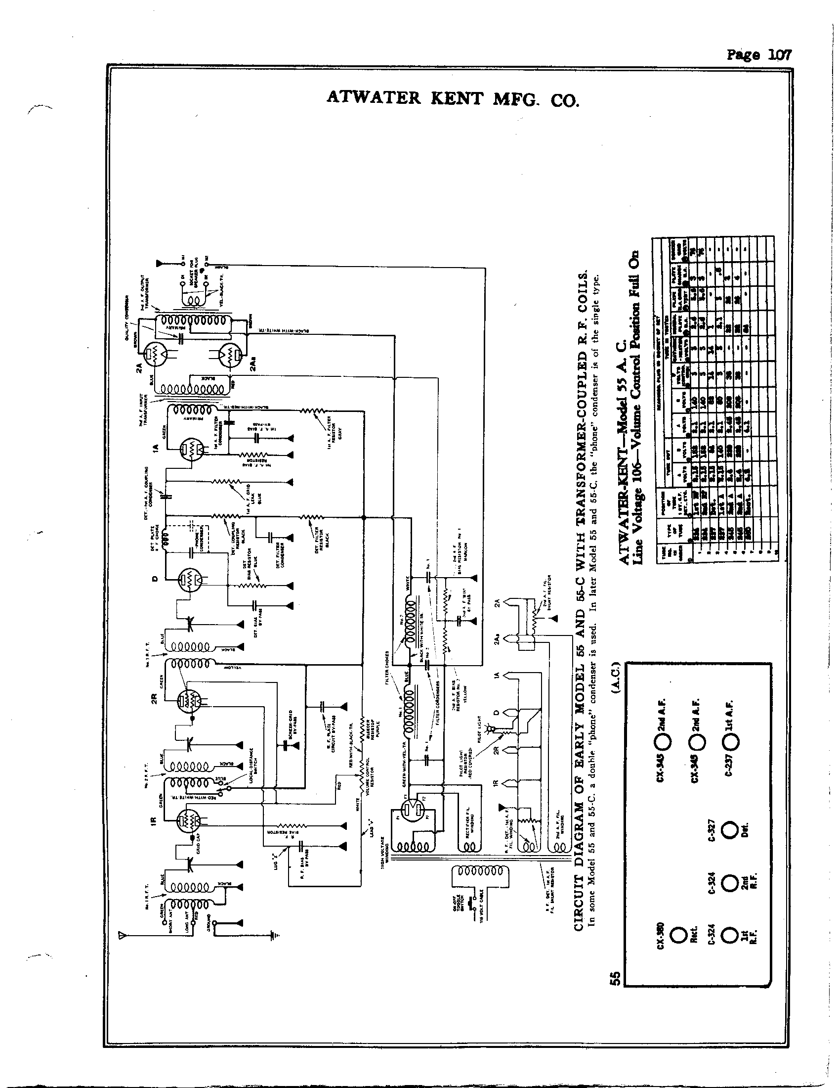 72 Chevy Wiring Diagram