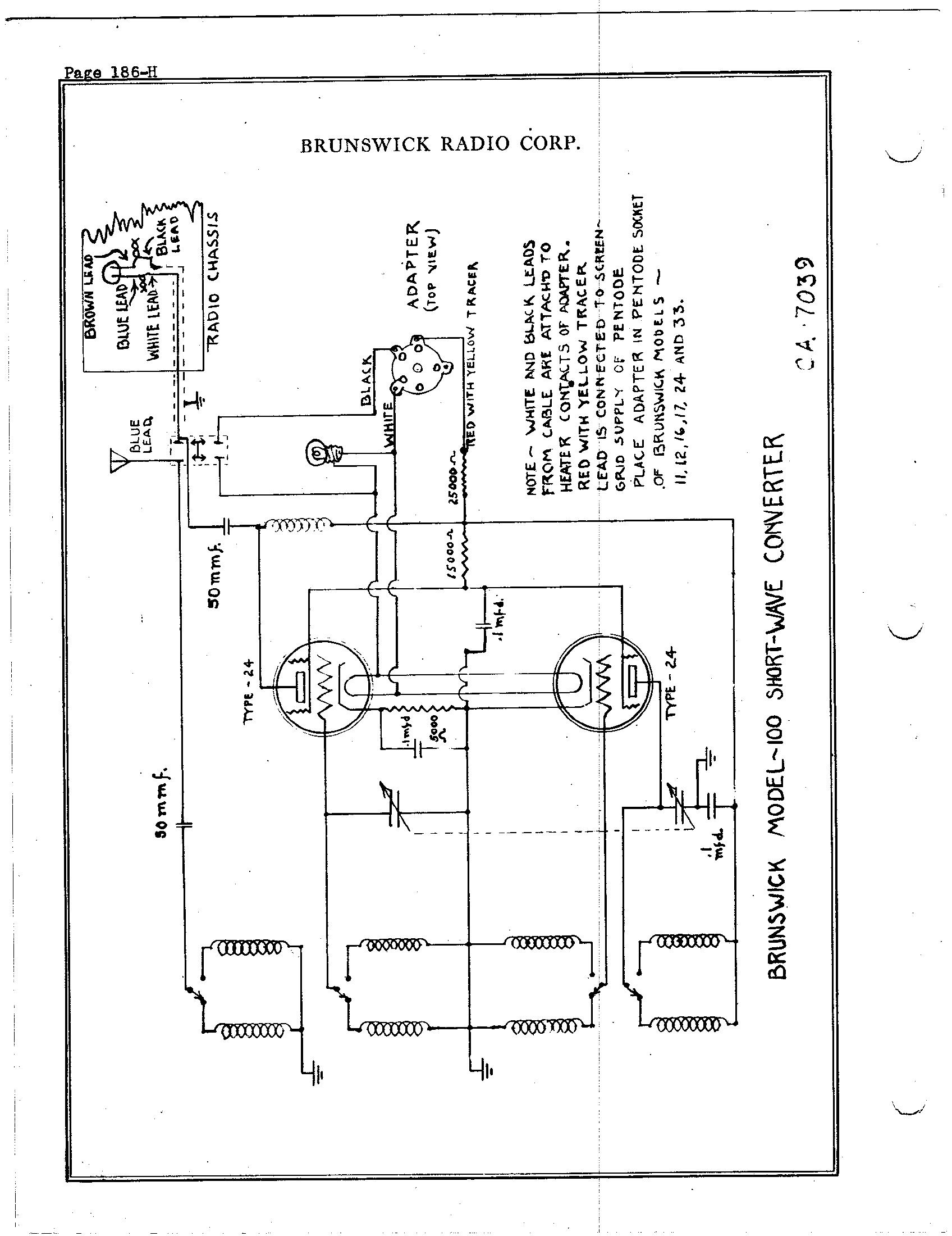 Buckingham Radio Corp 100