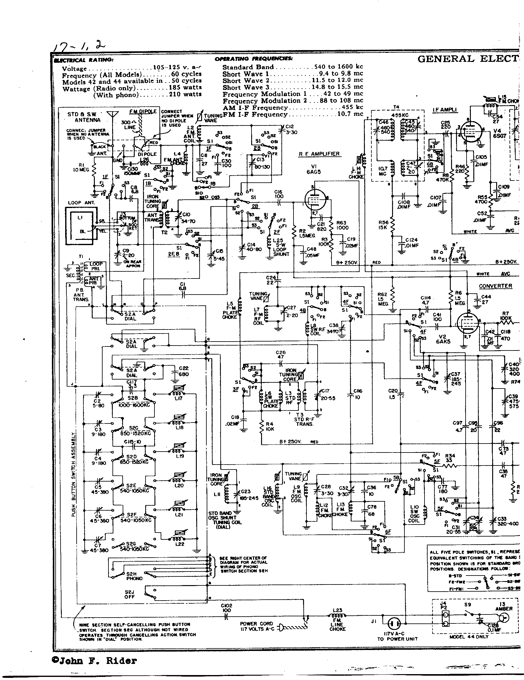 General Electric Co 45