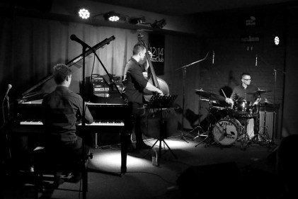 Tubis Trio live at 12on14 Jazz Club