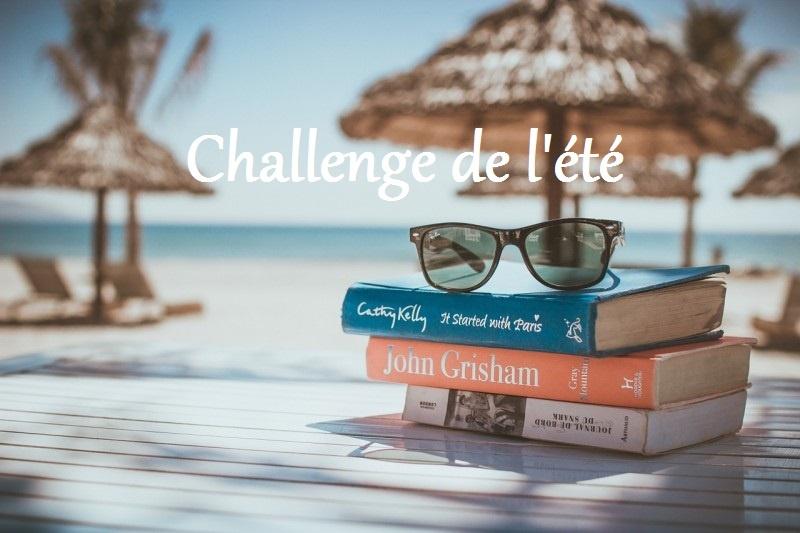 Challenge de l'été 2018