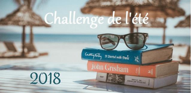 Retour sur notre challenge de l'été 2018
