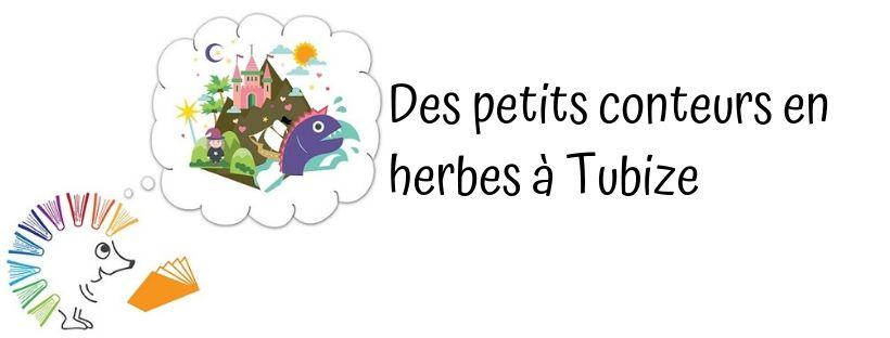 Des petits conteurs en herbe à Tubize