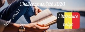 Challenge lecture de l'été 2020
