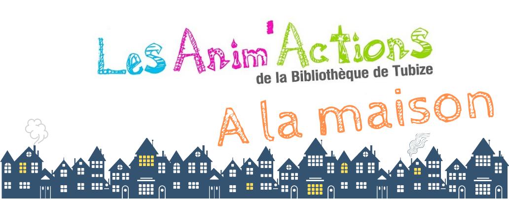 Les Anim'Actions à la maison : Pâques