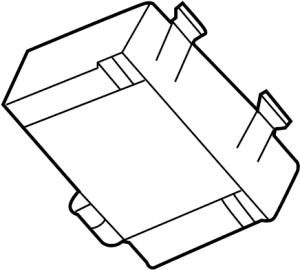 GMC Sierra 1500 Keyless Entry Receiver Receiver Assembly  RCON Door Locking Tire  13587439