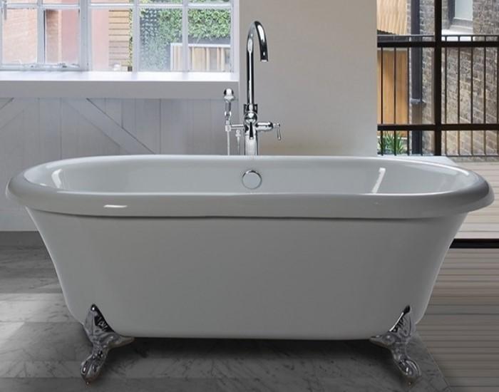 MTI Melinda 10 Bathtub MTI Freestanding Clawfoot Soaking Tub