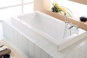 Soaking Whirlpool Amp Air Tub Bathroom Faucet