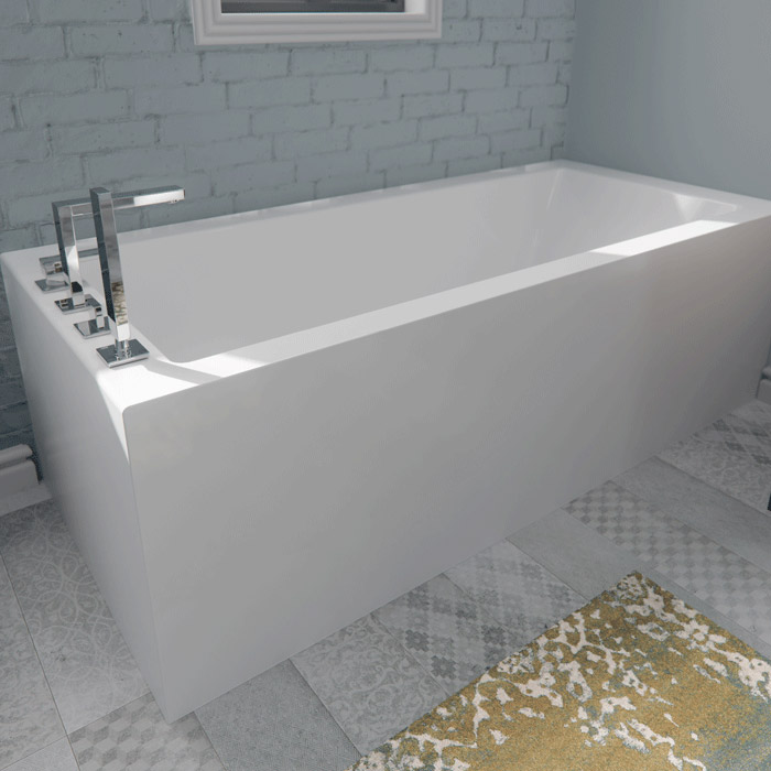 Now Offers Alcove Bathtubs