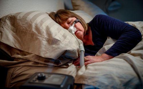 Dispositivo CPAP para aliviar la apnea del sueño