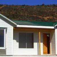 Casas americanas de madera prefabricadas desde Chile