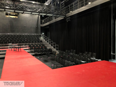 theatre hall rehearsal stages