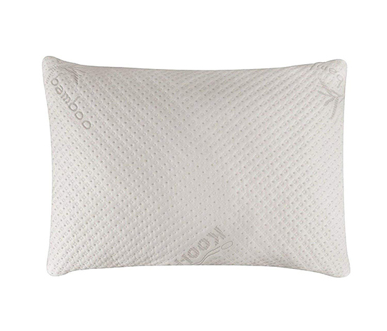 unbiased snuggle pedic pillow review