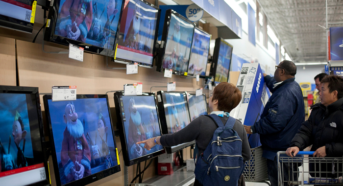 Choosing A Big Screen For The 'Big Game'