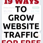 19 Ways To Grow Website Traffic For Free