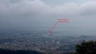 view over rio de janeiro