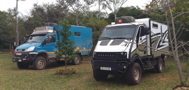 Iveco Daily 4x4 and Bremach