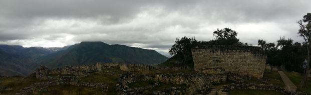 kuelap archeological site