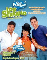 Familia Los Serrano