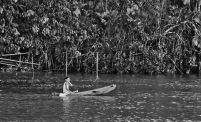 Amazon river girl
