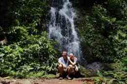 suriname jungle blog - brownsberg falls