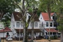 Old town Paramaribo
